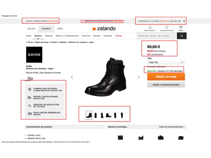 conversion ecommerce